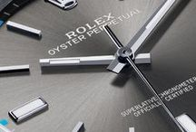Watches / Who wouldn't want to check their time when wearing one of these stunning timepieces.