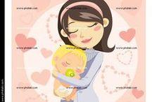 NUEVA MAMÁ Y NUEVO BEBÉ... / Colaborar con los papás, primerizos o no, en el cuidado y atención del bebé http://newmamanewbebe.blogspot.com.ar/