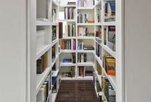 Rooms - Books Go Here / by Jessica LeBlanc