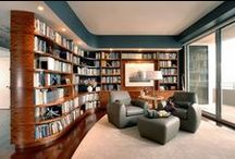 book nooks / Book, Books, Bookcases, Library, Reading