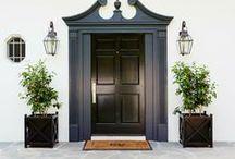 Doors / by Jessica LeBlanc