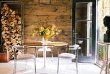 Rooms - Dining / by Jessica LeBlanc