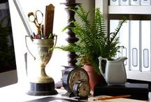 Styling: Vignettes & Groupings / by Sheila Zeller Interiors