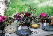 gatherings | party tablescapes / Party table ideas, really awesome party tables, party tablescapes, tablescaping