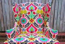 Chairs, Swings, and Other Seating Ideas / by Jennifer Phillips