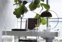 Interiors: Office Nooks & Spaces / by Sheila Zeller Interiors