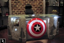Spiffy Home Decor / Things for the ultimate geek home. / by Michael Hemphill