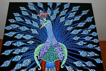As Proud as a Peacock / A peacock that sits around on its tail feathers is just another turkey. -author unknown    / by Jennifer Henderson