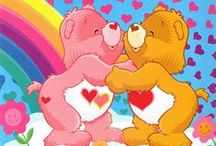 Childhood - Care bears / Childhood, Care Bear, Toy, Eighties, Nostalgia, Flashback