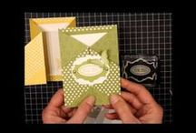 Craft Videos - Tips, Tricks, Projects & More! / Tips, Tricks, Projects & More! / by Craft-e-Corner Oshkosh, WI