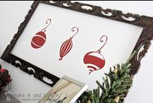 Christmas Crafts / Christmas themed crafts, decorations and inspiration / by Craft-e-Corner Oshkosh, WI
