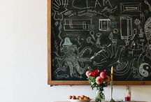 blackboard / Blackboards because I like em