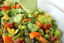 Salads / by Jennifer Phillips