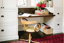 Rooms - Workspaces / by Jessica LeBlanc