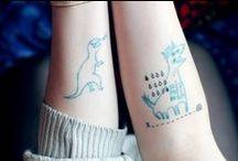 RAD Tattoos / by Mila Benassi