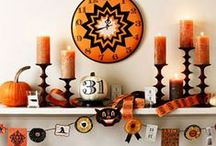 Halloween Crafts / Spooky inspiration for crafts and decorations. / by Craft-e-Corner Oshkosh, WI