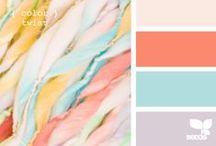Color Inspiration / by Craft-e-Corner Oshkosh, WI