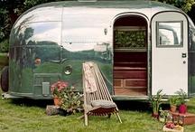Vintage Campers! / by Jennifer Phillips