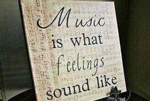 ♫♪     Music     ♩♬ / by Trish Rademacher