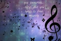 Music: Songs, Singers & Musicians / by M H