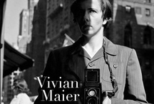 Viviian Maier 'Art in the Street' photographer / Vivian Maier was a nanny who has now wowed the world with her photography.  Taking snapshots into the late 1990′s, Maier would leave behind a body of work comprising over 100,000 negatives.  Her work is now being archived and displayed at galleries around the world.