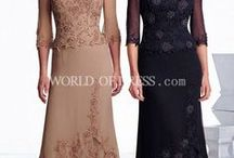 dresses for wedding / by Cindy Owen