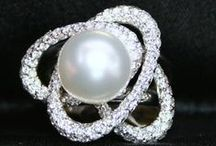 Pearls / Pearls are always appropriate   - Jackie Kennedy