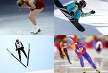Sports: Athletes  & Games! USA & World / by M H