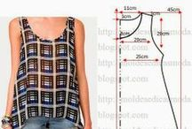 Sewing patterns womens clothing / Free patterns to make fashion items for women