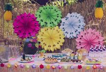 gatherings | island party / luau party ideas, island party ideas, island party fun, island party food, island party games, island party invitations, island party cake, island party table, luau party food, luau party games, luau party decorations