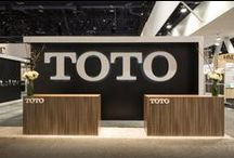 KBIS 2015 / Scenes from TOTO booth at KBIS 2015 in Las Vegas, NV.
