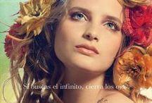 Eteri Collection / Organic Nails® / Cierra los ojos… imagina tu mundo ETERI, donde todo es posible.  ¡Sigue la inspirituación de tu corazón!
