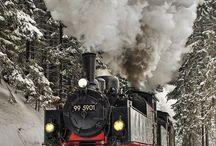 I love train