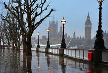 England / by Sarah Williams