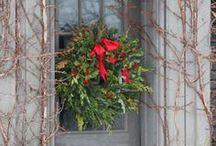 OUTstanding Christmas! / Christmas Doors + Christmas Outdoors / by Cynthia Reece