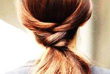 Hair Inspiration / by Jen