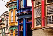 Facades / Facades, windows, doors, entries that welcome you from around the world...some romantic some just lovely