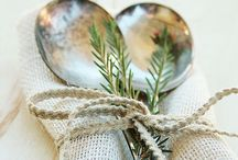 Place Settings / Place Settings!  / by Cynthia Reece