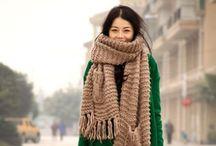 Winterwear / by Sarah Grazier