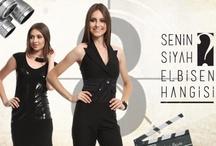 Senin Siyah Elbisen Hangisi?