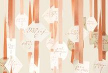 Escort Cards we ℓove