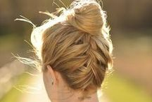 Hair / Ideias para quando meu cabelo nascer liso.
