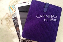{ iCases } / Cool, nice or even sweet iPhone and iPad cases and covers. | Capinhas de iPhone e Ipad, lindas, fofas e mara!