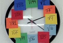 Classroom Ideas & Math Activities / by Nicole Graham