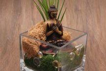 Feng shui / Balance, decor, zen, energy
