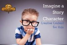 Writing Contests for Kids / by WriteShop