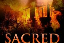 My First Novel - Sacred Ashes / Inspirational Women's Fiction -  a little suspense mixed with a little romance. Currently looking for a home with an agent and a publisher.