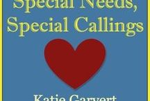 Special needs ministry / by Vicki Holland