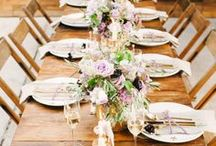 Tablescapes we ℓove