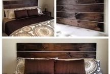 Bedroom decor  / by Marlin Mejia